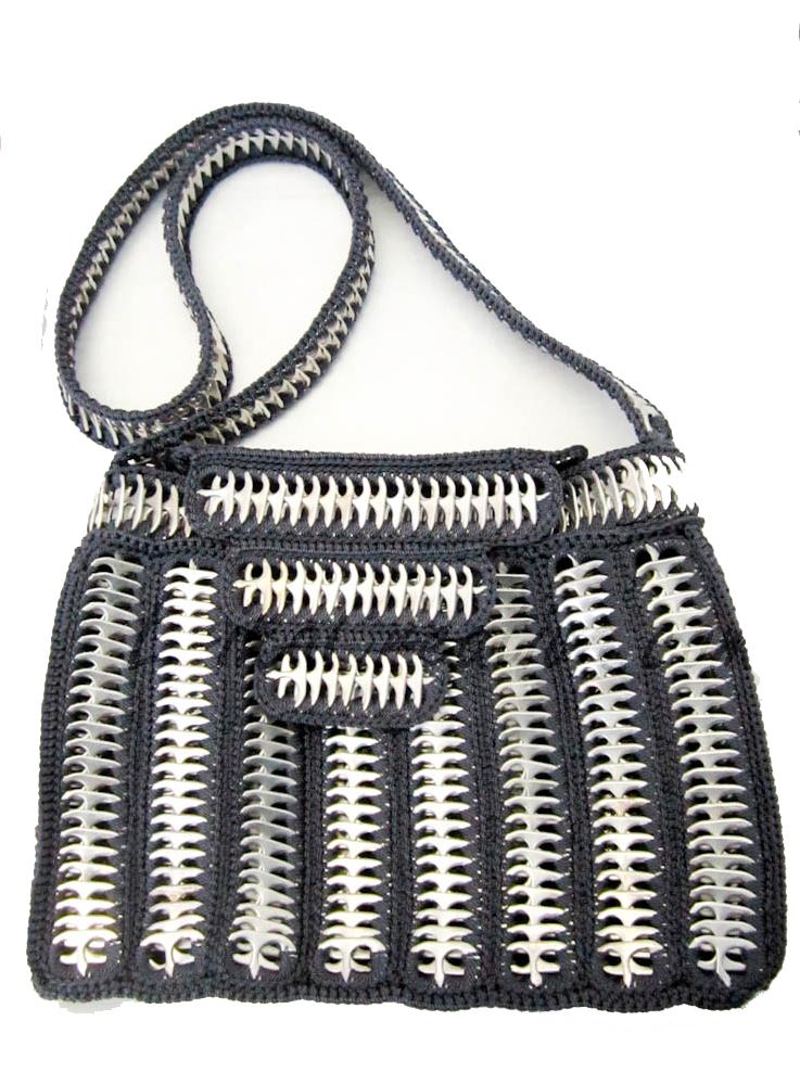 Bolsa de anillas de aluminio
