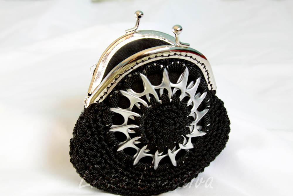 Monedero Estrella con anillas de aluminio y boquilla de metal